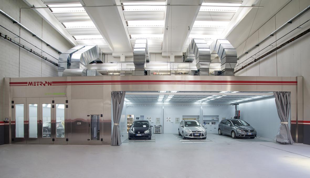 Riparazioni auto Brescia